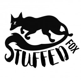 Logo design for video : music production company Stuffed Fox